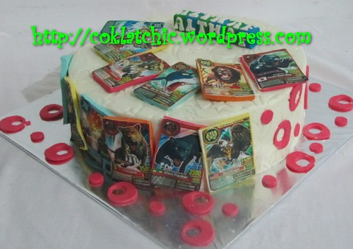 Cake Animal Kaiser