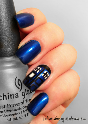 Dr. Who nails by intraordinary