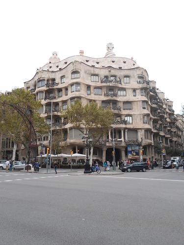 La Pedrera, Gaudi