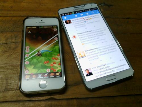 ถ่ายด้วย Huawei Ascend Y600