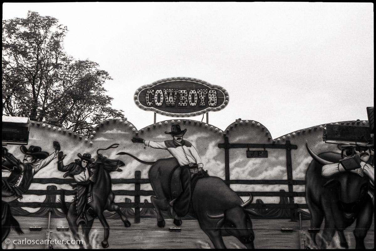 Cowboy (atracciones en el Parque de las Delicias)