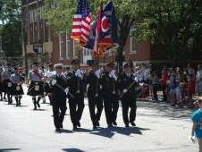 Honor Guard Parade