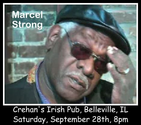 Marcell Strong 9-28-13
