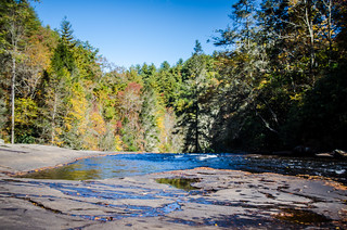 Triple Falls Downstream