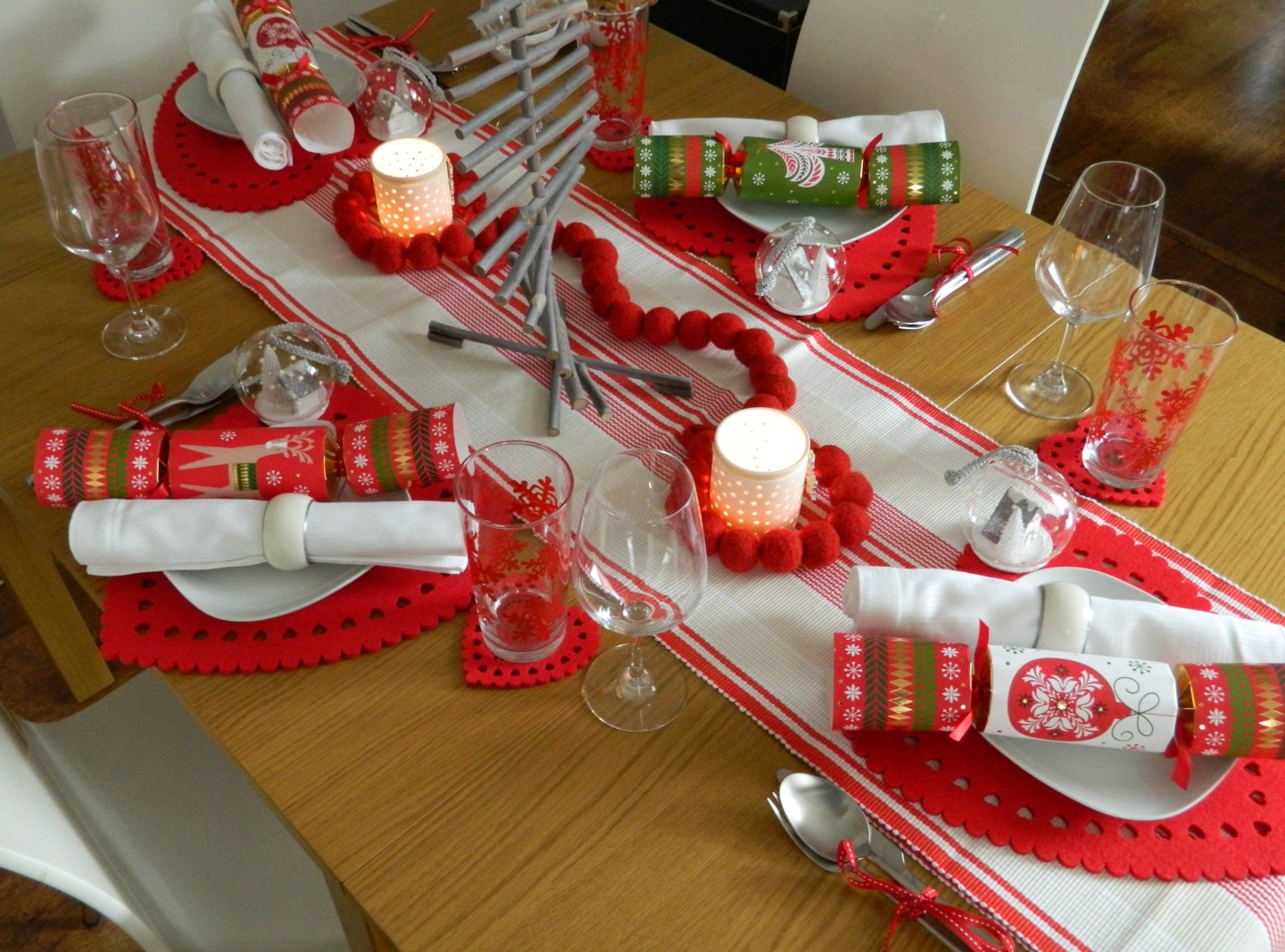 M&S dining table 2