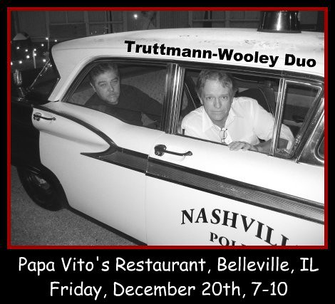 Truttmann-Wooley Duo 12-20-13