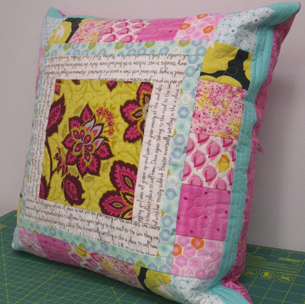 Pillow for Grace