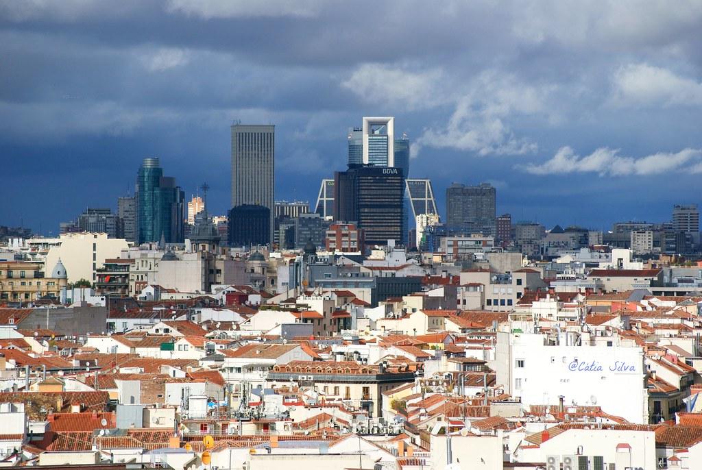 Madrid - Azotea Circulo de Bellas Artes (2)