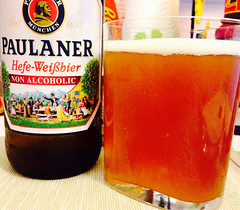 Non-alcoholic weisse