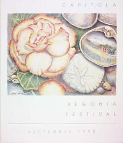 1990 - Around the World with Begonias