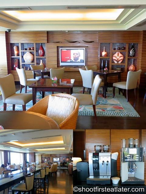 Shangri-La Mactan Ocean Club Lounge