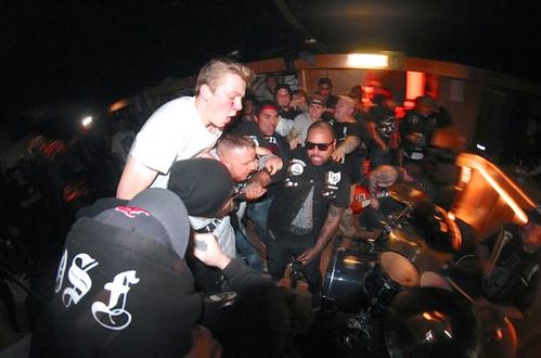 Germany - Crowd Deterrent Tour 2013