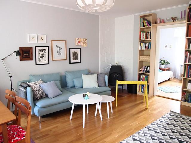 Our livingroom.