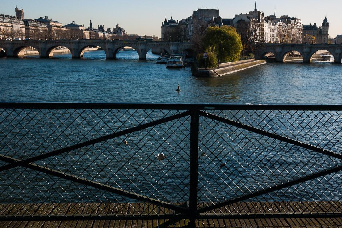 El Sena y la Cité