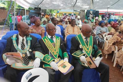 Chief Meppi Alfred Kehinde Durosimi Ivon-Jarrett - Funeral Service by Jujufilms