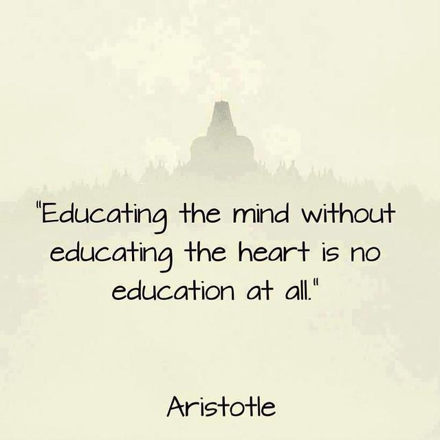 educar corazón