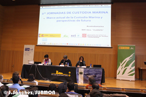 2as Jornadas de Custodia Marina
