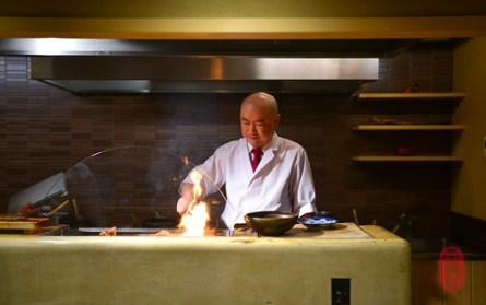 Chef Yamamoto