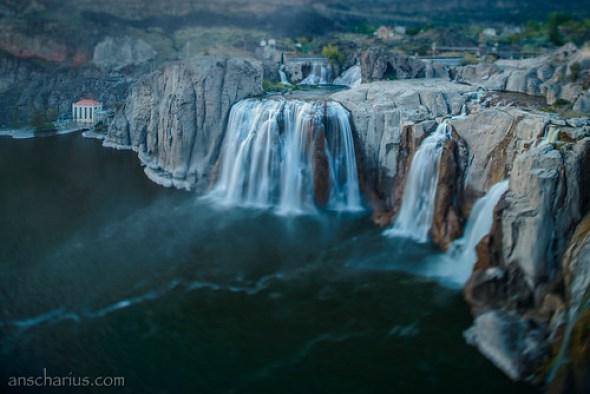 Shoshone Falls - Nikon D800E & Rokinon Shift & Tilt 3,5/24mm
