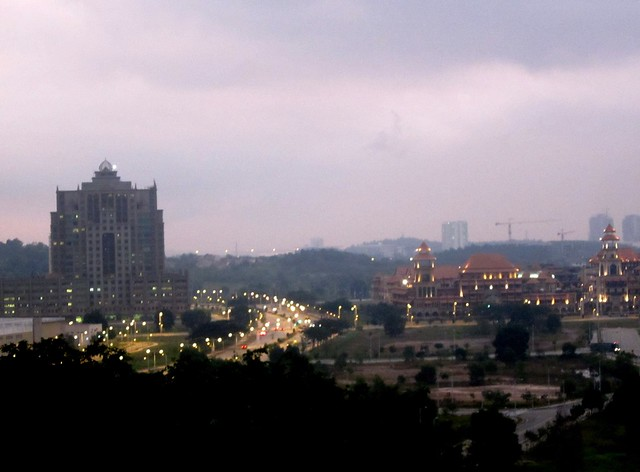 Putrajaya at dawn