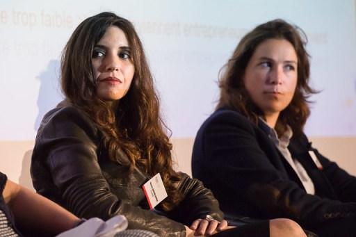 """AG Syntech Numérique, conférence """"femmes du numérique"""", Natacha Quester-Séméon / Girl Power 3.0"""