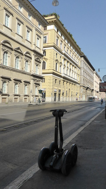 Segway in Rome