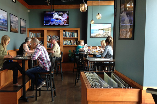 Places to Eat in Seattle - The Sixgill
