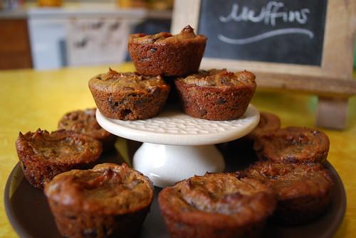 Vegan & gluten free blender muffins