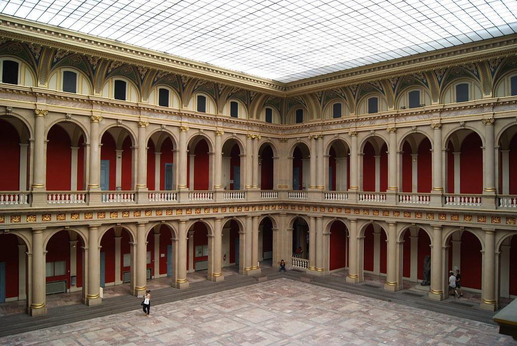 Aula du palais Universitaire