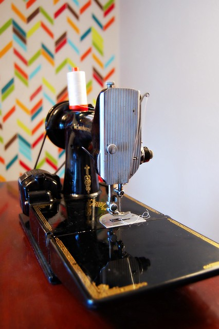 Singer Featherweight 221 1950 Model