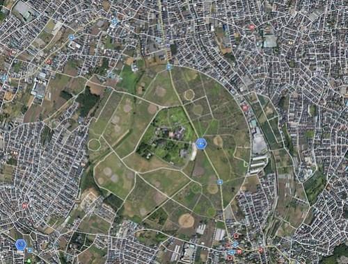 Izumi mystery circle