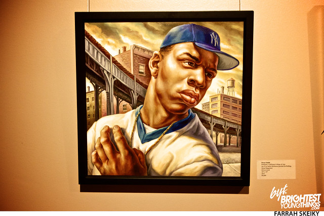 The Art of Comic Books Mansion at Strathmore Brightest Young Things Farrah Skeiky 50