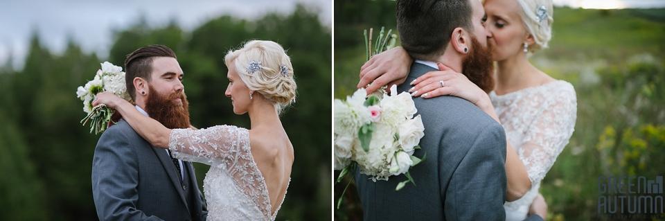 Autumn South Pond Farms Wedding Photography 0064