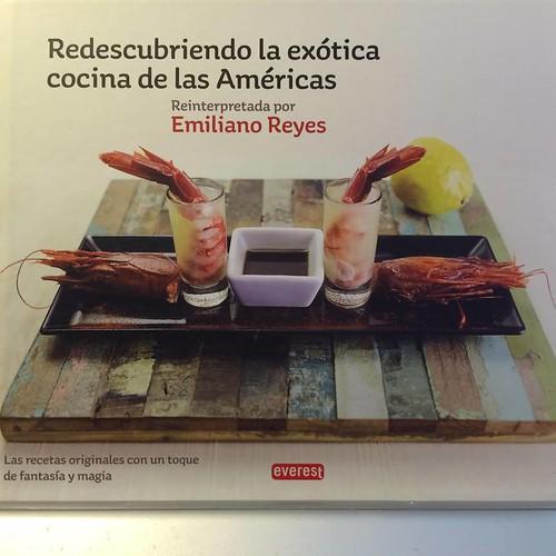 Libro de Emiliano Reyes