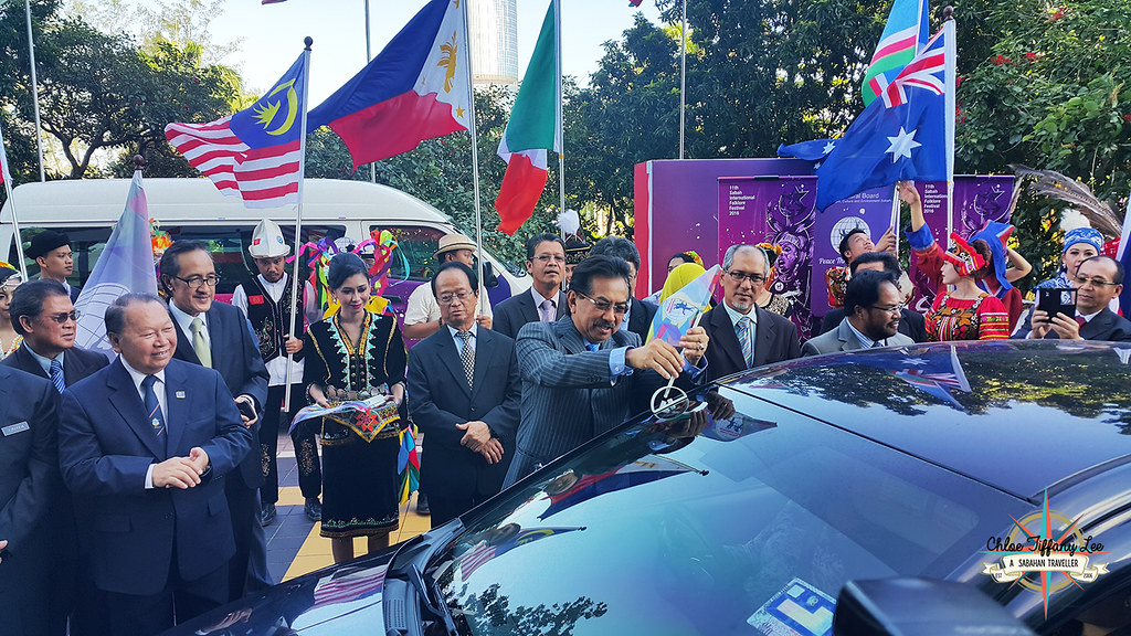 Sabah International Folklore Festival 2016, Warrior, Sabah Cultural Board, Lembaga Kebudayaan Sabah, Ministry of Tourism, Culture and Environment, Chief Minister Musa Aman, Chloe Tiffany Lee (1)