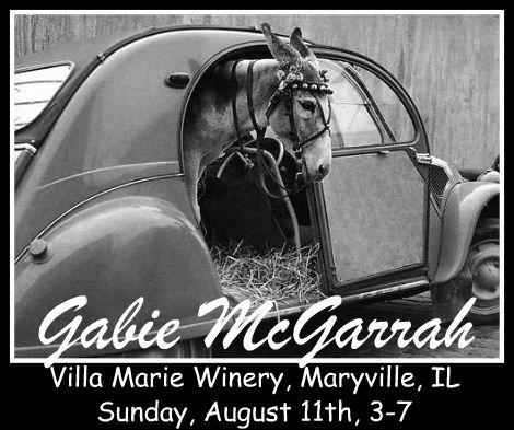 Gabie McGarrah 8-11-13