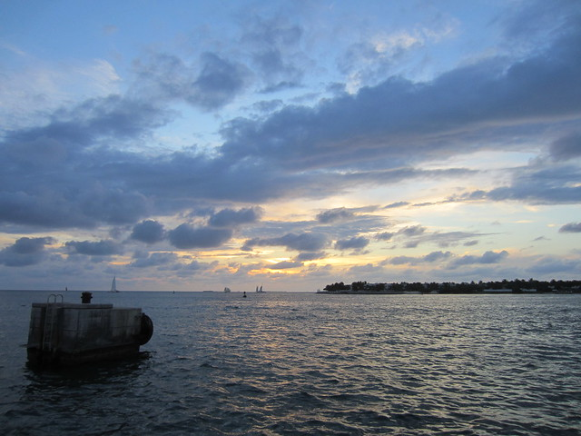 Sunset from Mallory Square