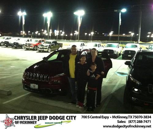Dodge City McKinney Texas Customer Reviews and Testimonials-Robert Renteria by Dodge City McKinney Texas