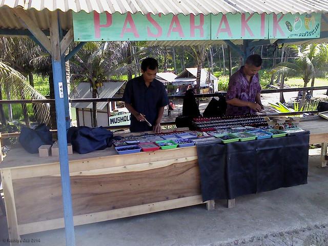 Pasar Akik