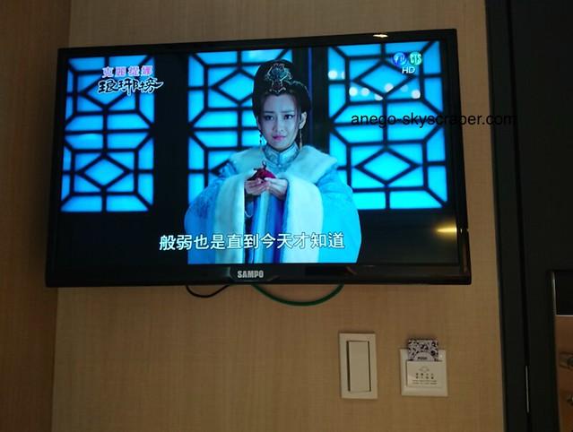 ポッシュパッカー テレビ