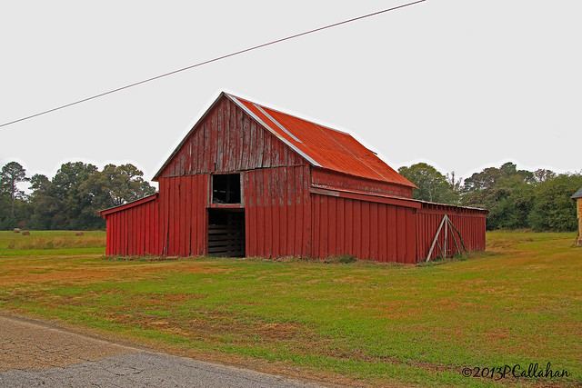 Walker Co. Barn