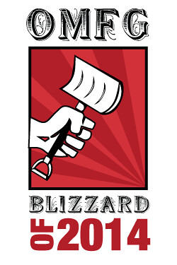 OMFG A BLIZZARD.