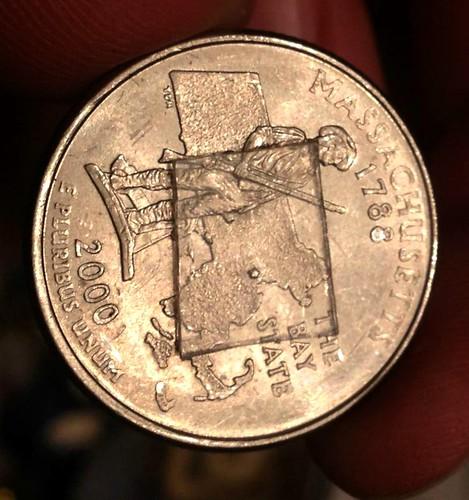 CMG Sticky Coin