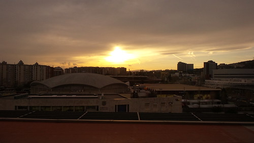 ถ่ายด้วย Samsung Galaxy Camera 2 ในโหมด Sunset