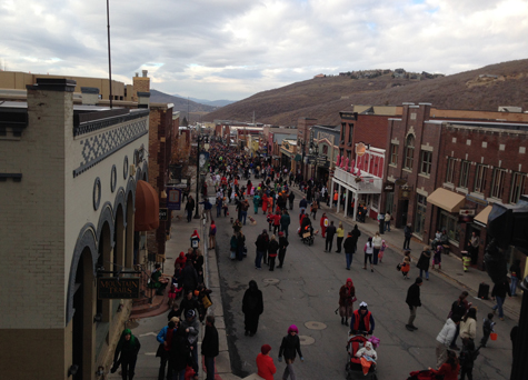 Lower Main Street