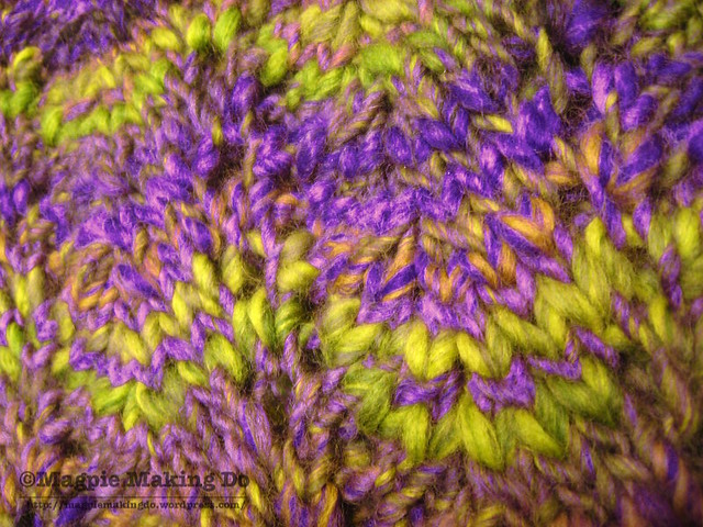 Finished Cowl Closeup