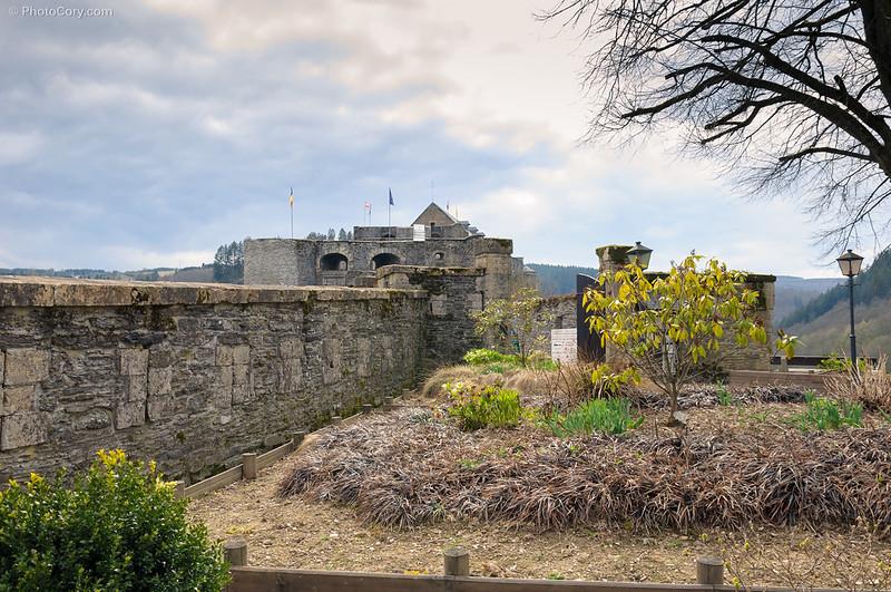 Castle in Bouillon