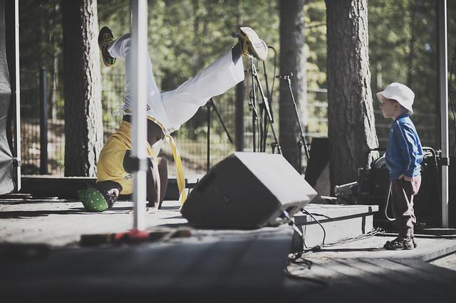 Capoeira, Finland