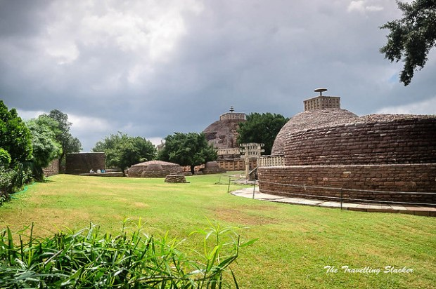 Sanchi Stupa  (18)