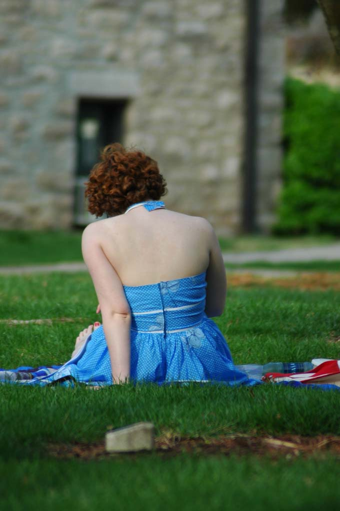 Kevin Carlyle, Blue Dress, Spingfield, Missouri, 28. März 2007